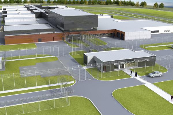 Centre de détention Sorel-Tracy